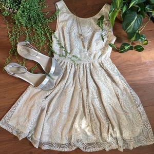 Mod cloth evening dress